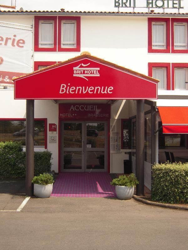 BRIT HOTEL LA ROCHELLE - LA BRASSERIE DU CAP