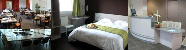 BRIT HOTEL EN BROCELIANDE - RESTAURANT L ADRESSE