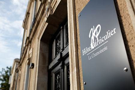 HOTEL PARTICULIER LA CHAMOISERIE