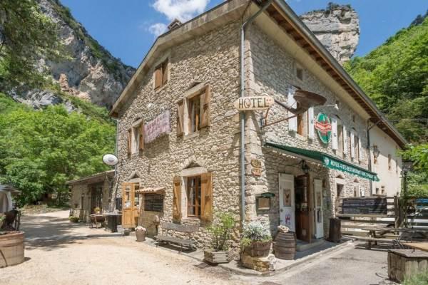 Hôtel le Moulin de la Pipe