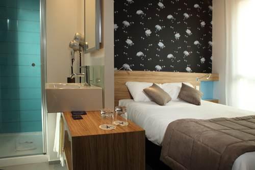 INTER-HOTEL Nantes Sud Saint James