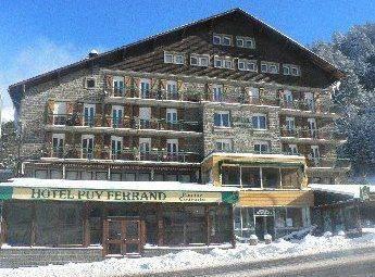 Hôtel du Puy Ferrand