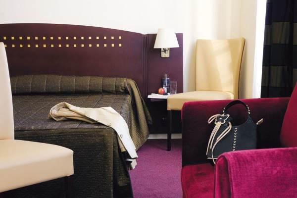 Hôtel Restaurant Spa Le Parc des Fées
