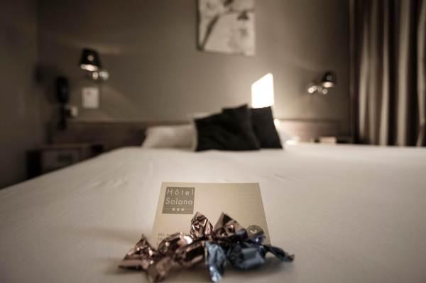 INTER-HOTEL Niort Est Solana