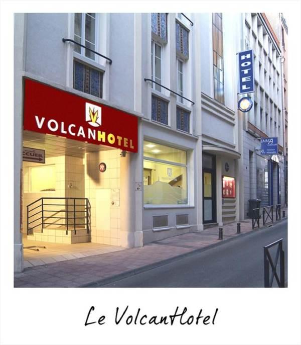 INTER-HOTEL Clermont-Ferrand VolcanHôtel