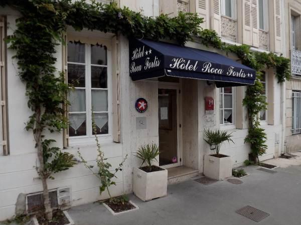 INTER-HOTEL Rochefort Roca-Fortis