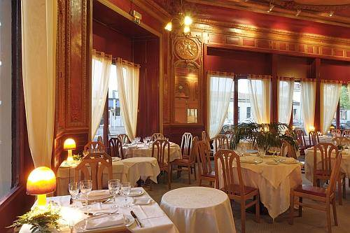 Restaurant Le Riche Hotel  Ef Bf Bd Ales