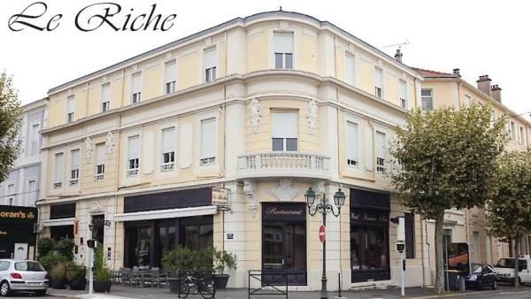 HOTEL RESTAURANT LE RICHE