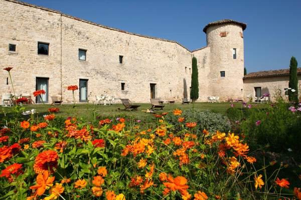 Hôtel du Château de Salettes