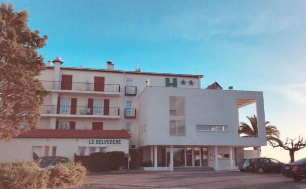 Hôtel le Belvédère
