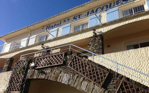 Hôtel le Saint Jacques