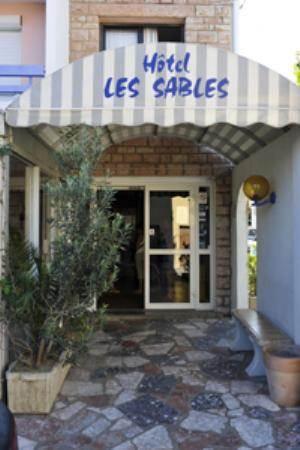 Hôtel les Sables