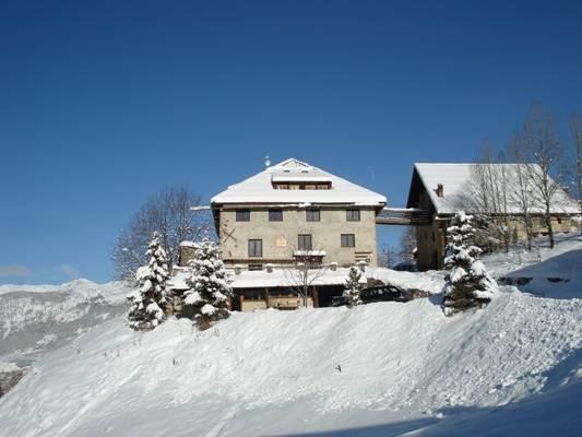 La Maison de Gaudissard MOLINES EN QUEYRAS
