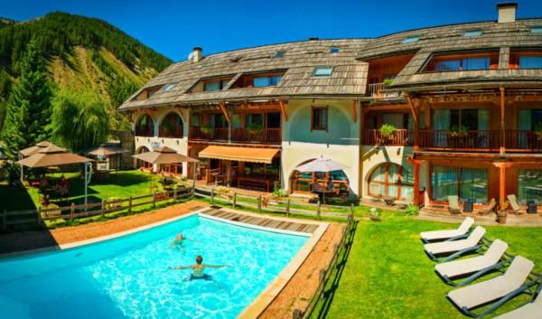 Hôtel & Spa La Ferme de l'Izoard ARVIEUX