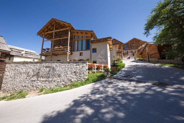 Hôtel SPA L'Alta Peyra ST VERAN