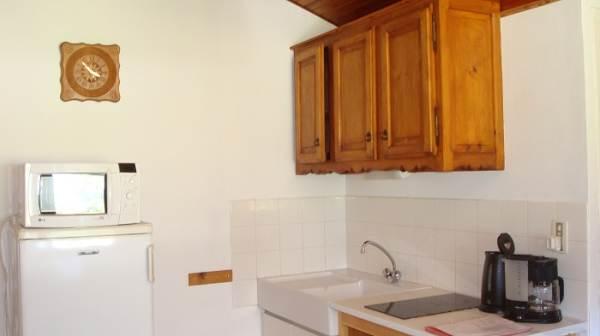 Appartement La Saume - 2 personnes CEILLAC