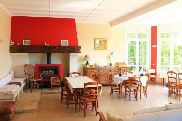 Chambres d'hôtes Gîte de France N°G1106 (La bretonne)