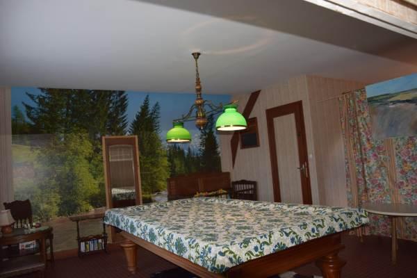 Chambres d'hôtes Gîte de France N°G1110 (Au petit verger)