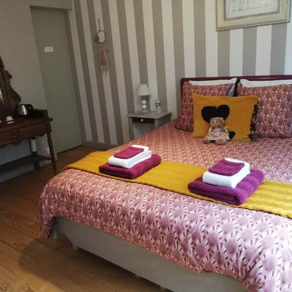 Chambres d'hôtes Gîte de France N°G1804 (L'escarbotine)