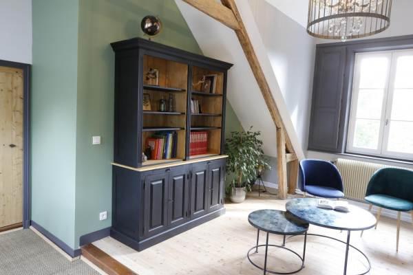 Chambres d'hôtes Gîte de France N°G1905 (Au Souffle de Vert)