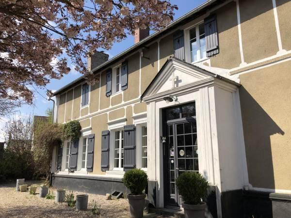 Chambres d'hôtes Gîte de France N°G1908 (Au presbytère)