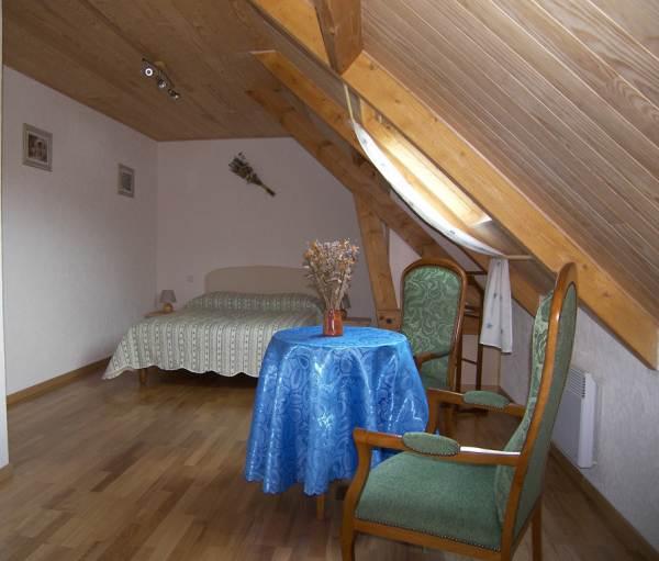 Chambres d'hôtes Gîte de France N°G20520 (La mésange)