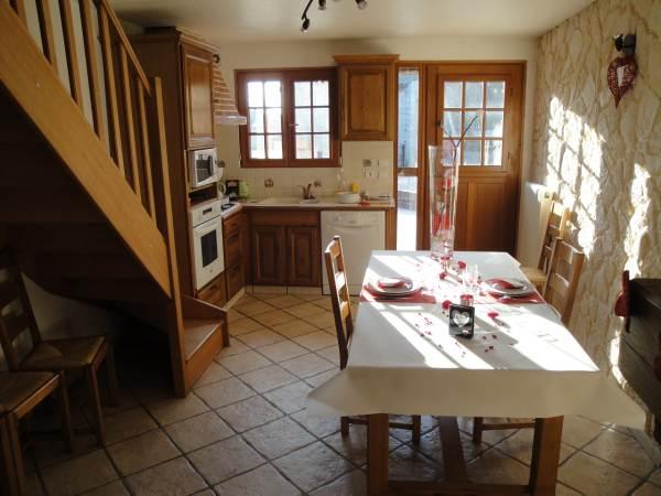 Chambres d'hôtes Gîte de France N°G20712 (le chant des oiseaux)