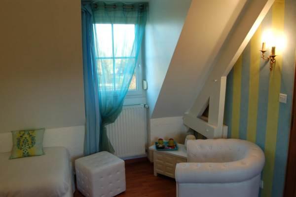 Chambre DHte En Picardie  Rservation  St Quentin En Tourmont