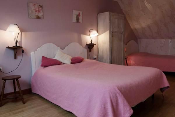 Chambres d'hôtes Gîte de France N°G9319 (Moulin de Bretel)
