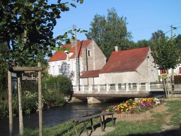 Chambres d'hôtes Gîte de France N°G143 (The Water Mill B&B)