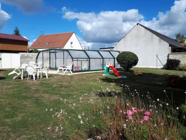 Chambres d'hôtes Gîte de France N°G171 (La ferme du raguet)