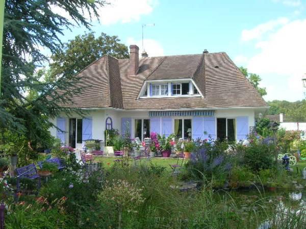 Chambres d'hôtes Gîte de France N°G174 (Le jardin de Marie Jeanne)