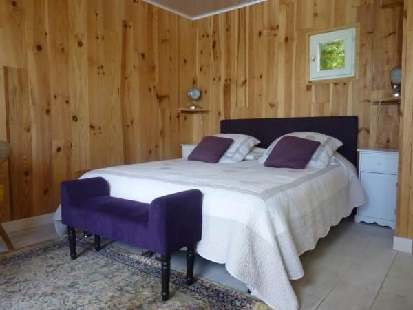 Chambres d'hôtes Gîte de France N°G430 (Le Chalet du Lac)