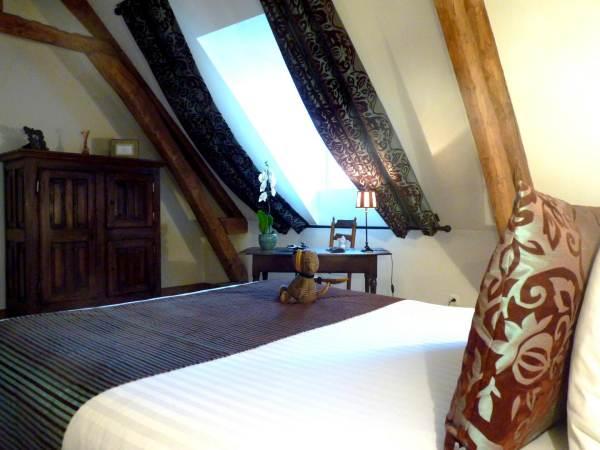 Chambres d'hôtes Gîte de France N°G441 (Le Puits d'Angle)