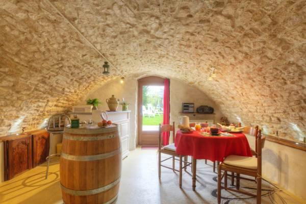 Chambres d'hôtes Gîte de France N°G125501 (Murmure des buis)