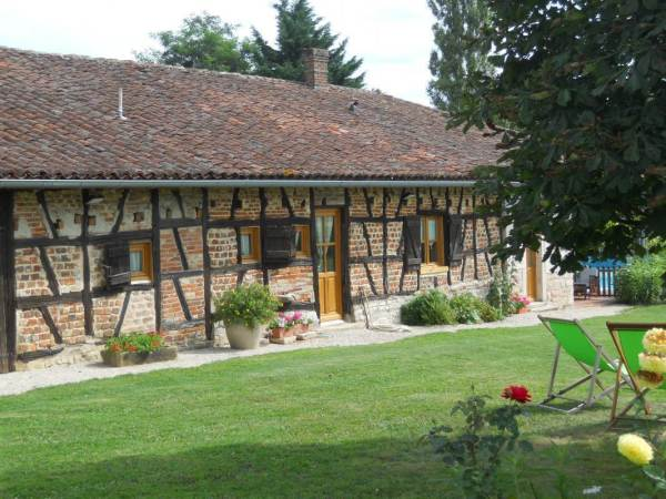 Chambres d'hôtes Gîte de France N°G230501 (Les Chambres d'Hôtes de Boyer)