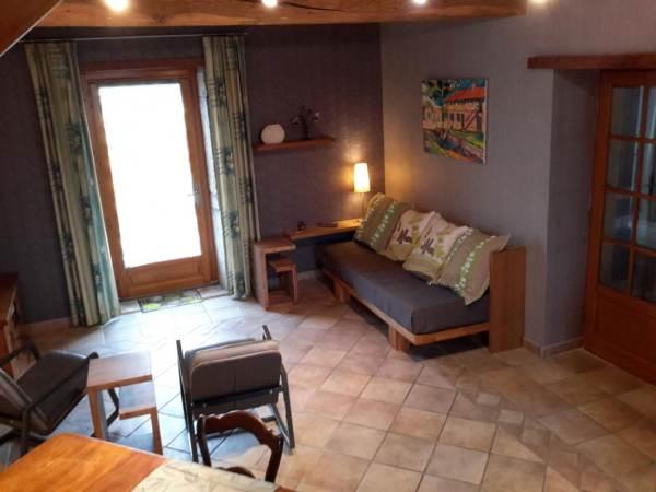 Chambres d'hôtes Gîte de France N°G385510 (Grange Carrée)