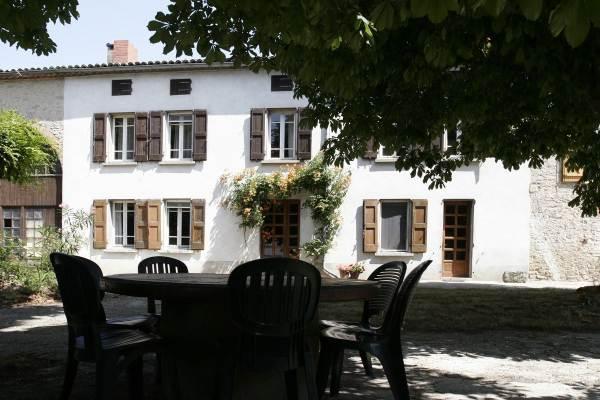 Chambres d'hôtes Gîte de France N°G2005 (En Galinier)