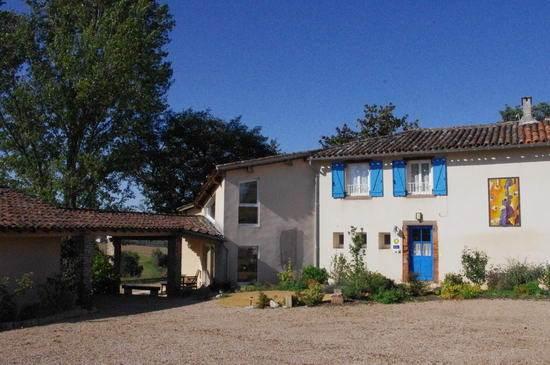 Chambres d'hôtes Gîte de France N°G2053 (La Borie Neuve)