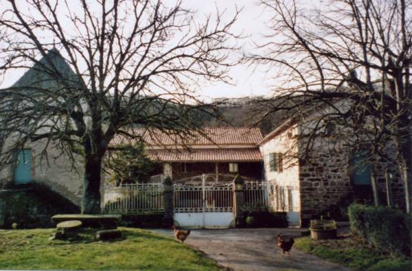Chambres d'hôtes Gîte de France N°G2126 (Lagrave)
