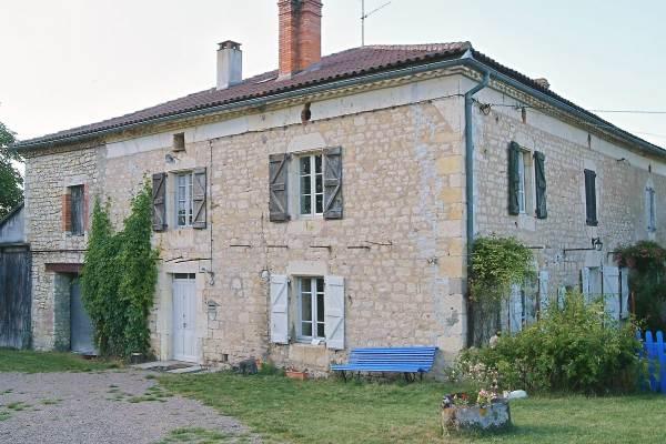 Chambres d'hôtes Gîte de France N°G2237 (La Maison des Champs)