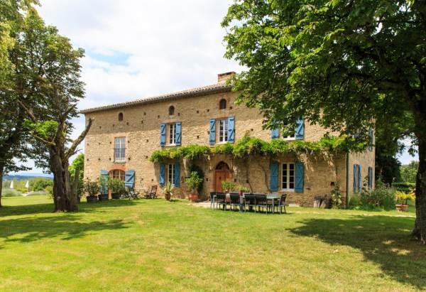 Chambres d'hôtes Gîte de France N°G2264 (Au Mas des Calmettes)