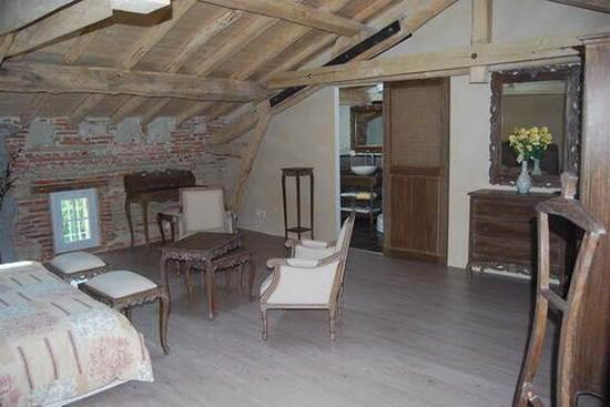 Chambres d'hôtes Gîte de France N°G2275 (Le Jardin des Cèdres)
