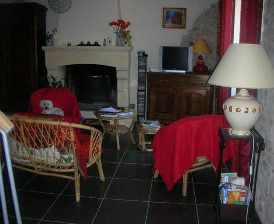 Chambres d'hôtes Gîte de France N°G2279 (Chambres d'hôtes aux Bazandes)