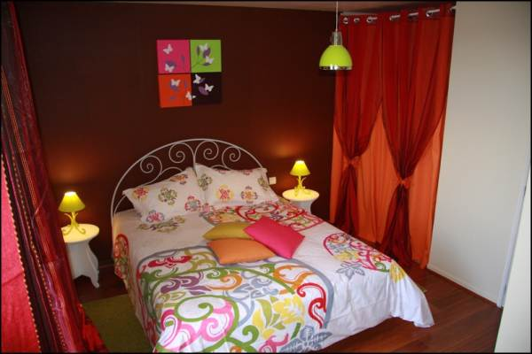 Chambres d'hôtes Gîte de France N°G2284 (La Bastide de Servadou)