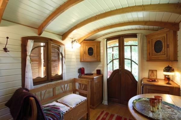 Chambres d'hôtes Gîte de France N°G2292 (La Hulotte)