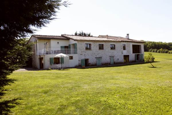 Chambres d'hôtes Gîte de France N°G2326 (La Maison du Chai)