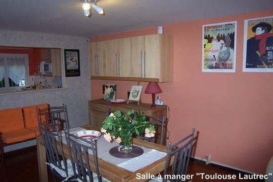 Chambres d'hôtes Gîte de France N°G2329 (Les Taillades)