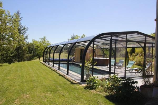 Chambres d'hôtes Gîte de France N°G2337 (La Grande Oasis, maison d'hôte)
