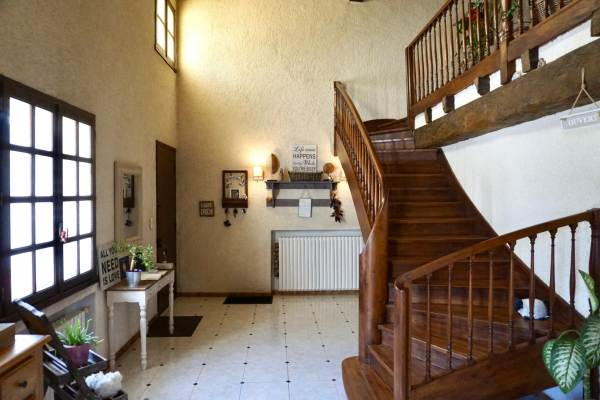 Chambres d'hôtes Gîte de France N°G2353 (La Bergerie de Valérie)